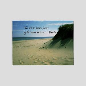 Dakota Proverb 5'x7'Area Rug