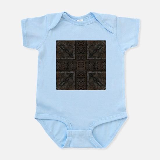 Ancient Cross Pattern Body Suit