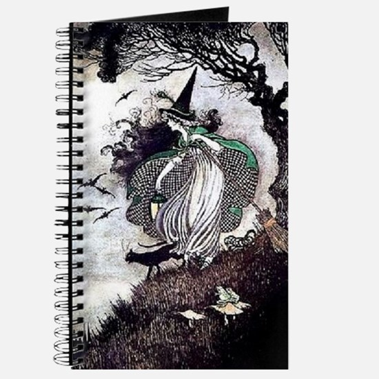 All Hallow's Witch Journal
