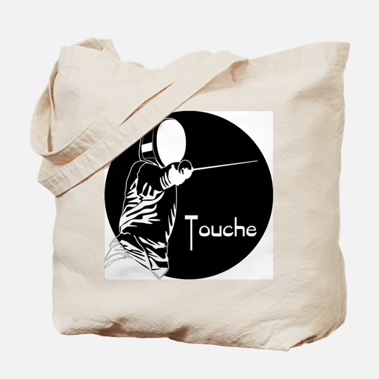 Touche - Tote Bag