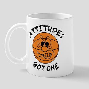 Basketball Attitude Mug