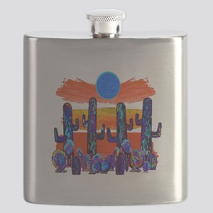OH THE MOONLIGHT Flask