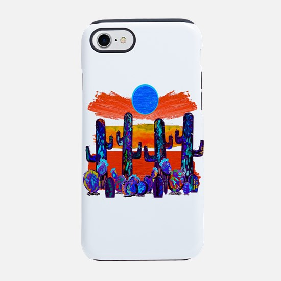 OH THE MOONLIGHT iPhone 7 Tough Case