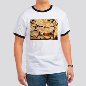 Second Bull, Cave Painting, L Ringer T