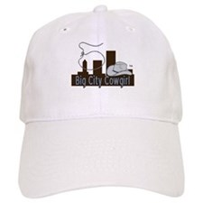 Bigcitycowgirl Logo Cap