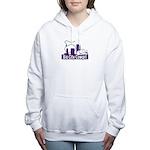 Bigcitycowgirl Logo Women's Hooded Sweatshirt