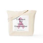 I Support My Great Grandma Tote Bag