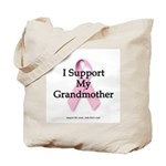 I Support My Grandmother Tote Bag