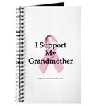I Support My Grandmother Journal