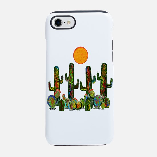 FOUND THE LIGHT iPhone 7 Tough Case