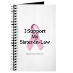 I Support My Sister-in-Law Journal