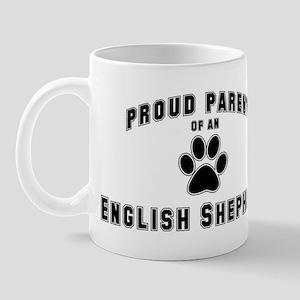 English Shepherd: Proud paren Mug