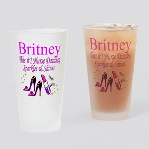 BEST NURSE Drinking Glass