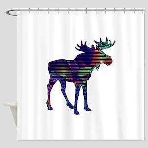 A NEW SPECTRUM Shower Curtain