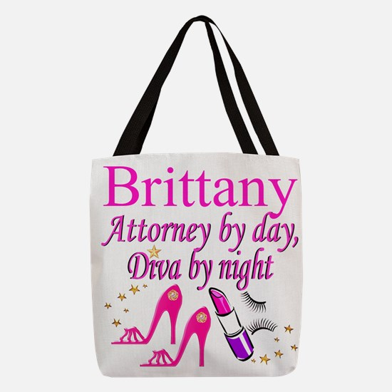 TOP LAWYER Polyester Tote Bag