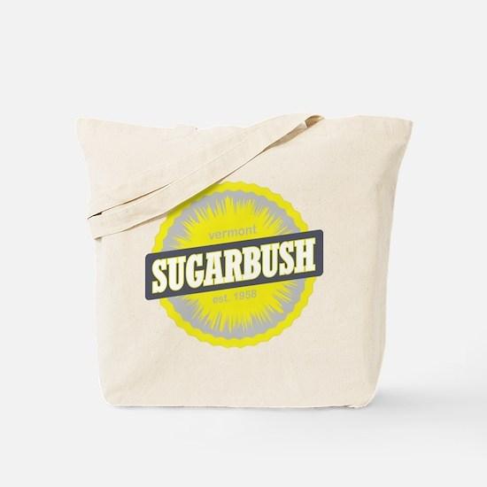 Sugarbush Resort Ski Resort Vermont Yellow Tote Ba