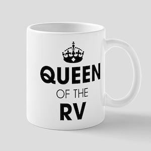 Queen of the RV 11 oz Ceramic Mug