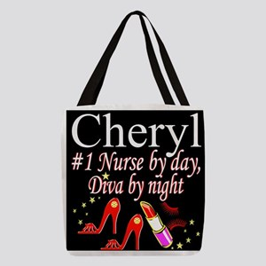 CHIC NURSE Polyester Tote Bag