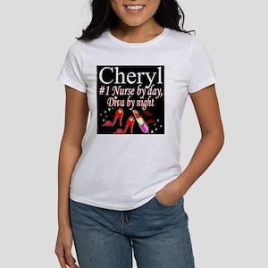 CHIC NURSE Women's Classic White T-Shirt