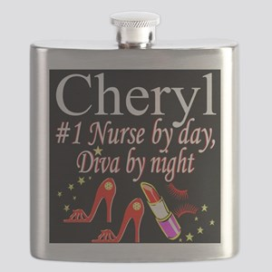 CHIC NURSE Flask