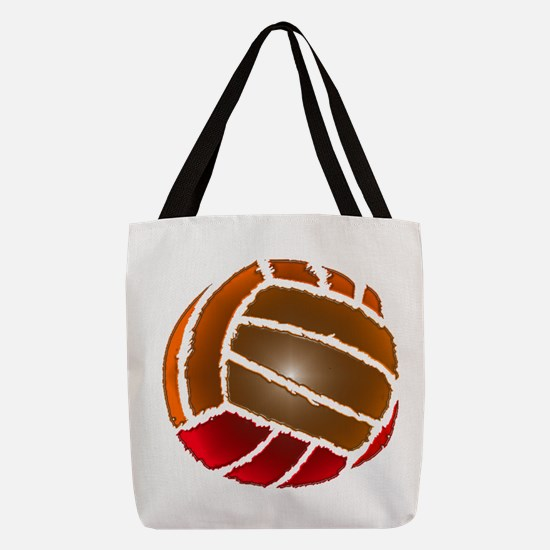 SERVE IT UP Polyester Tote Bag