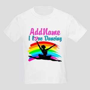 BALLET DANCER Kids Light T-Shirt