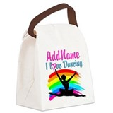 Dancers Canvas Lunch Bag