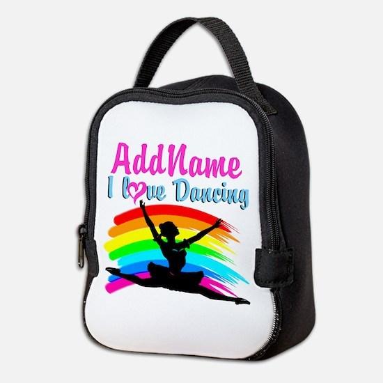BALLET DANCER Neoprene Lunch Bag