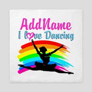 BALLET DANCER Queen Duvet