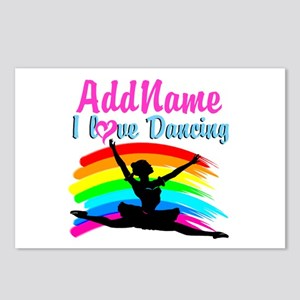 BALLET DANCER Postcards (Package of 8)