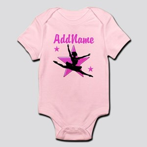 DANCE SUPER STAR Infant Bodysuit