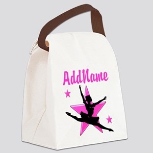DANCE SUPER STAR Canvas Lunch Bag