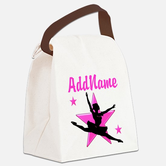 DANCE SUPER STAR Canvas Lunch Bag