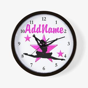 DANCE SUPER STAR Wall Clock