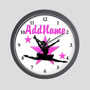 DANCE SUPER STAR Wall Clock