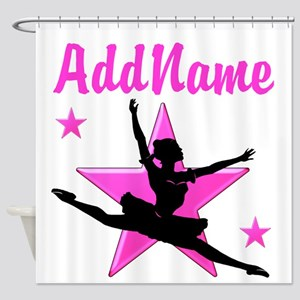 DANCE SUPER STAR Shower Curtain