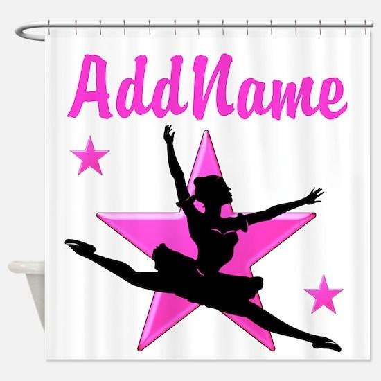 DANCE SUPER STAR Shower Curtain