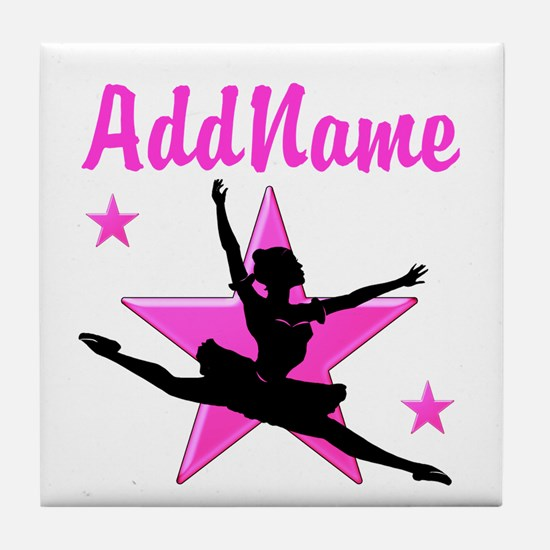 DANCE SUPER STAR Tile Coaster