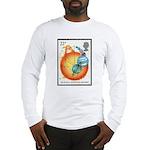 Isaac Newton Long Sleeve T-Shirt