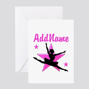 DANCE SUPER STAR Greeting Card