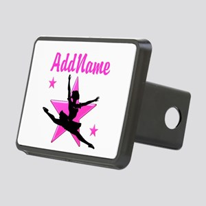 DANCE SUPER STAR Rectangular Hitch Cover