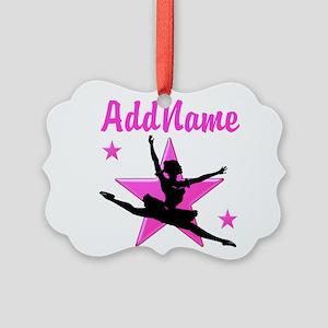 DANCE SUPER STAR Picture Ornament