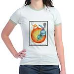 Isaac Newton Jr. Ringer T-Shirt