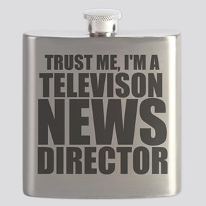 Trust Me, I'm A Television News Director Flask