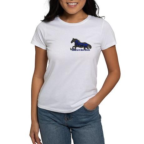 SAHR 'Ride a Rescue' Women's T-Shirt