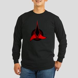 Klingon Symbol Long Sleeve T-Shirt