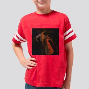 Flamenco-round- Youth Football Shirt