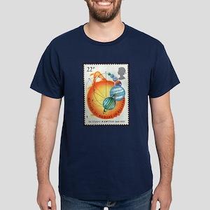 Isaac Newton Colored T-Shirt