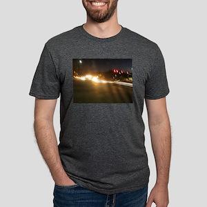 IMG_9522 traffic headli Mens Tri-blend T-Shirt