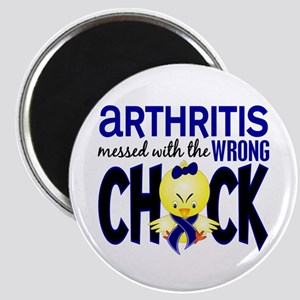 Arthritis Messed With Wrong Chick Magnet